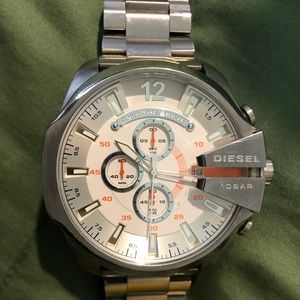 Men's Stainless steal Diesel watch